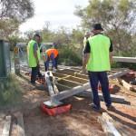 preparing foundations